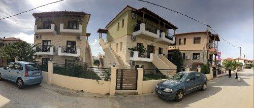 Vila NEMESIS, Afitos